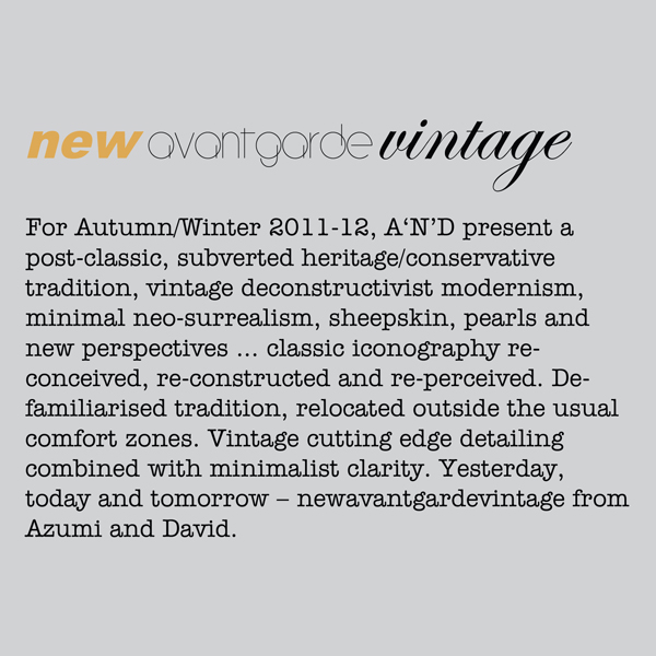 New Avantgarde Vintage