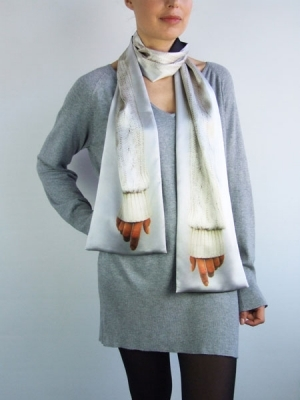 Arm Scarf - Jumper