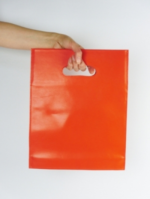Bookshop Bag - Orange
