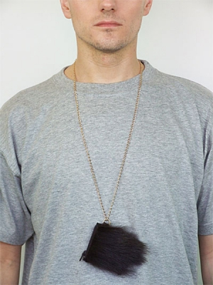 Lux Pocket Necklace