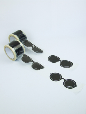 Cool Shades Tape - Architect & Intellectual (60mm wide)