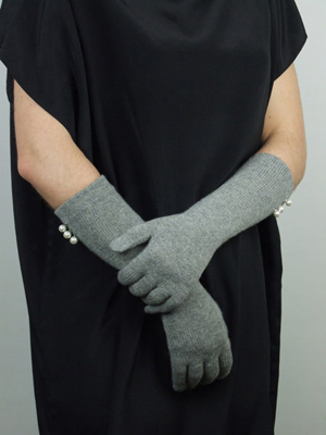 Evening Gloves (Pearl)