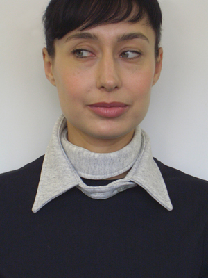 Collar Wrap (black or grey)