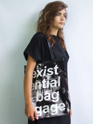 Statement Shopper Bag - Existential Baggage