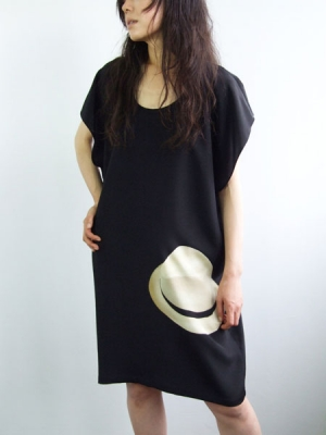 Little Black Dress - Hat