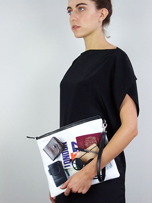 Style Clutch Travel