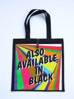 Also available in black shopper bag - Other Image