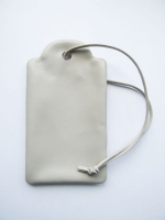 Price tag clutch - Alabaster - Other Image