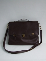 Mixed Fastening Satchel (large) - Other Image