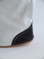 Chelsea Boot Brogue Flat Heel Bag - Other Image