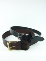 Luxury Loop Belt Sheep Hair, classic - Other Image