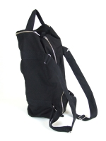 Two Way Bag, black (tubular)