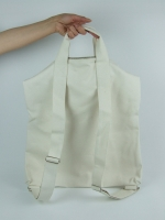 Multi Strap Bag (cotton canvas) - Other Image