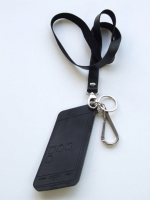 Street Style Blogger Neck Key Strap - Other Image