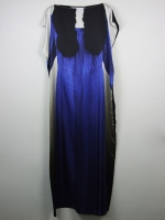 Little Black Dress Long (Blue) - Other Image