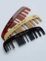 Messy Hair Comb (Gold) - Other Image
