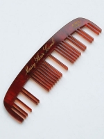 Messy Hair Comb (Tortoise) - Other Image