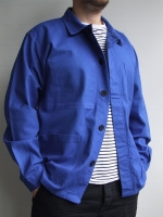 Minimalist Workwear Jacket (colour: electro blue)
