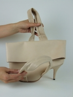 Loop Handle Heel Bag - Other Image