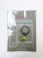 Lanka Green Tea Roll Cake Keyring - Other Image