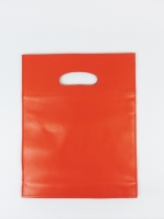 Bookshop Bag - Orange - Other Image