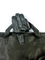 Glove Zip Bag - Black - Other Image