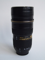 Nikon 24-70mm Thermos Lens Mug - Other Image