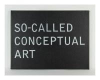 So-Called Conceptual Art - Other Image