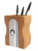 Pencil Sharpener Pen Pot