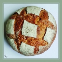 Everyday Scarf - Bread