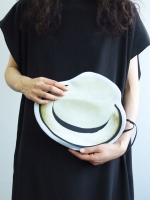 Cut Out Clutch Bag - Hat