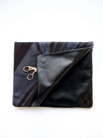 Rags to Riches Clutch - Couturier Scissors - Other Image