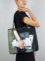 Style Shopper Bag Journalist
